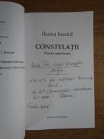 Anticariat: Ileana Ioanid - Constelatii (cu autograful autoarei)