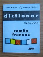 Anticariat: Ileana Popescu, Gheorghe Pienescu - Dictionar roman-francez