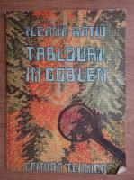 Ileana Ratiu - Tablori in golben