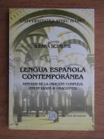 Ileana Scipione - Laguna espaniola contemporane