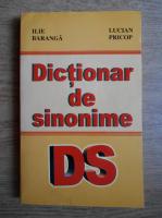 Ilie Baranga - Dictionar de sinonime
