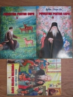 Anticariat: Ilie Cleopa - Povestiri pentru copii (3 volume)