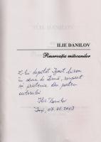 Ilie Danilov - Rezervatia mitocanilor (cu autograful autorului)