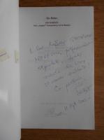 Anticariat: Ilie Dobre - Ion Ionescu. Intre templul Giulestiului si cel al justitiei (cu autograful autorului)