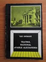 Ilie Gramada - Teatrul National Vasile Alecsandri