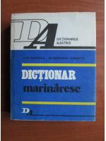 Anticariat: Ilie Manole - Dictionar marinaresc