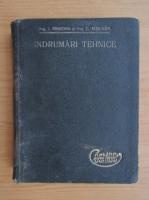 Anticariat: Ilie Minoniu - Indrumari tehnice (1938)