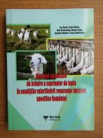 Ilie Voicu - Strategii optimizate de hranire a caprinelor de lapte in conditiile valorificarii resurselor furajere specifice Romaniei