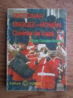 Ilinca Constantinescu - Dictionar englez-roman. Cuvinte de baza
