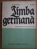 Ilse Chivaran Muller - Limba germana. Manual pentru clasa a XI-a (anul VII de studiu)