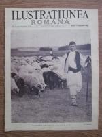 Ilustratiunea Romana, nr. 37, an VII, 4 septembrie 1935. La Maglavit, omul minunei intr-o zi de lucru