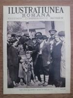 Ilustratiunea Romana, nr. 43, an VII, 16 octombrie 1935. Maglavit: Petrache Lupu vindecand un copil olog
