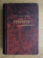 Anticariat: Ilya Ehrenburg - La tempete (1948)