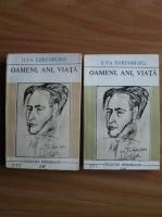 Anticariat: Ilya Ehrenburg - Oameni, ani, viata (volumul 1 si 2)