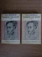 Anticariat: Ilya Ehrenburg - Oameni, ani, viata (volumul 6, partile 1 si 2)