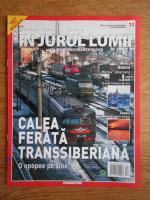Anticariat: In jurul lumii, Calea ferata transsiberiana, nr. 12, 2010