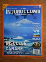 Anticariat: In jurul lumii, Insulele Canare, nr. 24, 2010