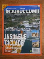 Anticariat: In jurul lumii, Insulele Ciclade, nr. 15, 2010