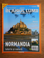 In jurul lumii, Normandia, nr. 61, 2010