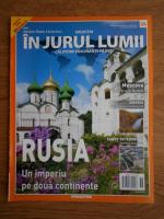 In jurul lumii, Rusia, nr. 36, 2010
