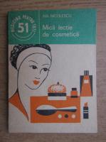 Ina Nicolescu - Mica lectie de cosmetica