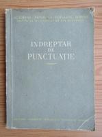 Anticariat: Indreptar de punctuatie