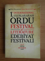 International festival of literature