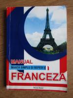Anticariat: Invatati franceza simplu si repede. Manual