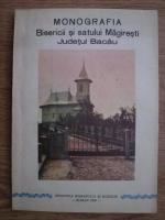 Ioachim Mares Vasluianul - Monografia bisericii si satului Magiresti