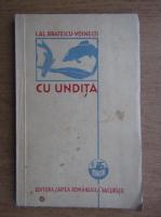 Ioan Alexandru Bratescu Voinesti - Cu undita (1940)