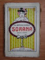 Anticariat: Ioan Alexandru Bratescu Voinesti - Sorana (1929)