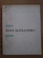 Ioan Alexandru - Poezii. Poesie (editie bilingva romana-italiana)