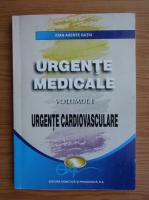 Anticariat: Ioan Axente Gutiu - Urgente medicale, volumul 1. Urgente cardiovasculare