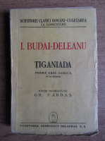 Ioan Budai Deleanu - Tiganiada (1944)