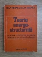Anticariat: Ioan Burnea, Lucia Burnea - Teoria energo-structurala. O noua conceptie asupra fenomenului acido-bazic