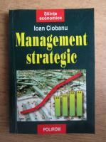Ioan Ciobanu - Management strategic