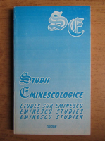Anticariat: Ioan Constantinescu, Cornelia Viziteu - Studii eminescologice
