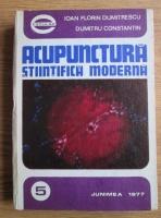 Anticariat: Ioan Florin Dumitrescu - Acupunctura stiintifica moderna