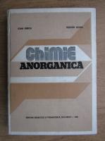 Ioan Grecu - Chimie anorganica