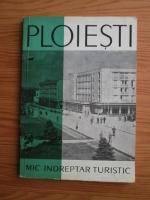 Anticariat: Ioan Grigorescu - Ploiesti. Mic indreptar turistic