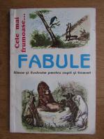 Ioan Ilas - Fabule alese si ilustrate pentru copii si tineret