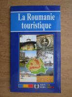 Anticariat: Ioan Istrate - La Roumanie touristique (contine harta)