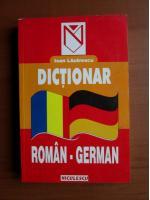 Ioan Lazarescu - Dictionar Roman-German