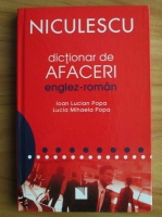 Anticariat: Ioan Lucian Popa - Dictionar de afaceri englez-roman