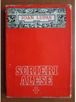 Ioan Lupas - Scrieri alese (volumul 1)