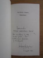 Anticariat: Ioan Mazilu Crangasu - Trianglu (cu autograful autorului)
