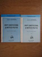 Anticariat: Ioan Muraru - Drept constitutional si institutii politice (2 volume)