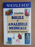 Ioan Nastoiu - Bolile si analizele medicale pe intelesul tuturor