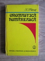 Ioan Patrut - Onomastica romaneasca