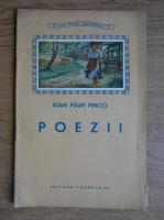 Ioan Paun Pincio - Poezii